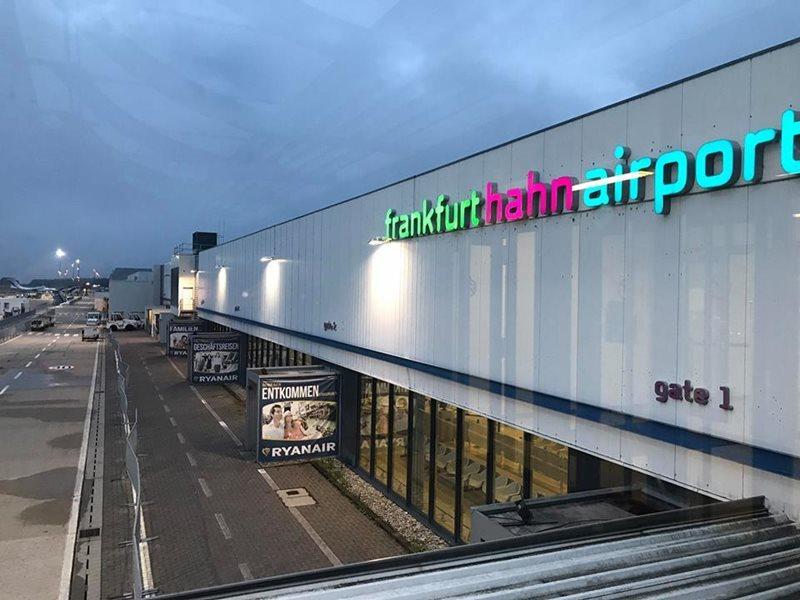 Parkgebühr Frankfurt Hahn